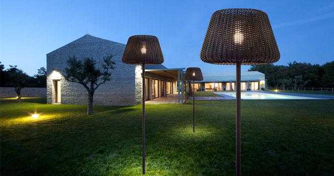 Le Case di Arredativo e il giardino country - Arredativo Design Magazine