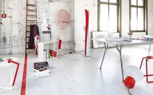 Bauwerk - Vintage Edition - Red & White