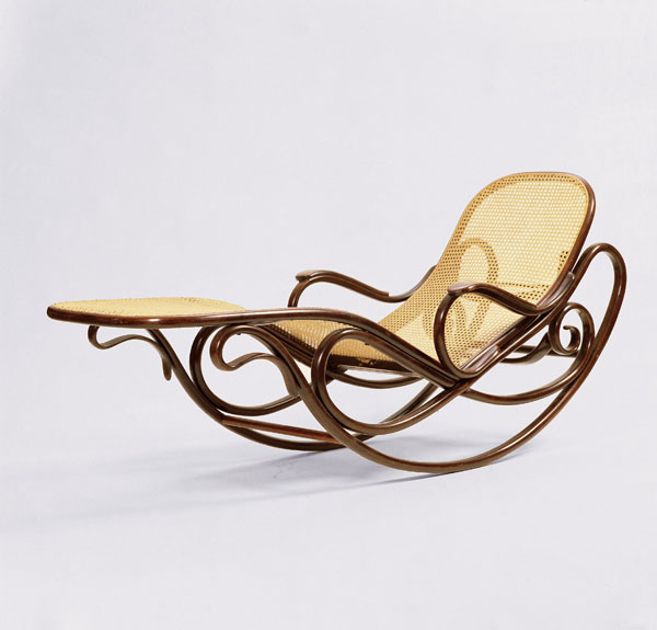 Thonet Sedie L Esteta In Soggiorno : Rocking sofa n arredativo design magazine