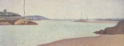 02. Signac, Saint-Briac. Les balises_1890