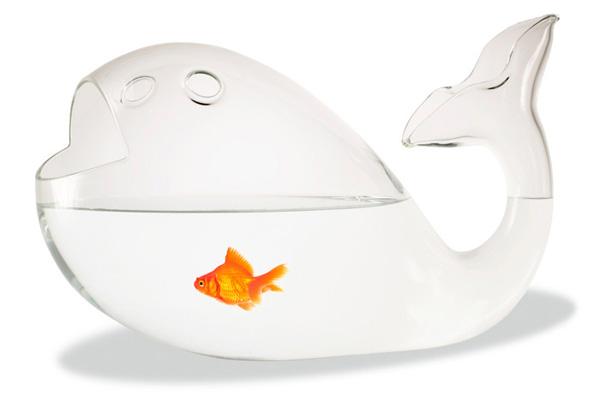 Fish inspired 7 oggetti design ispirati ai pesci for Oggetti design
