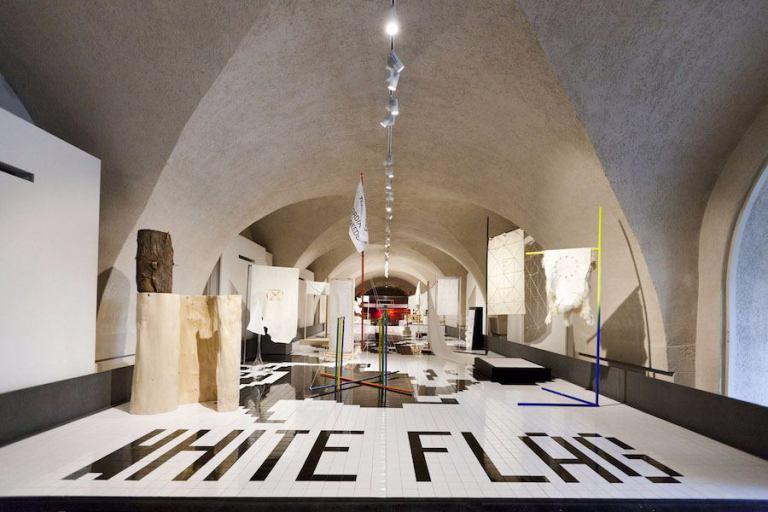 white-flag-triennale-design-museum-london-biennale