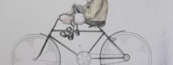 Ufficiale in bicicletta_Cart. 493 pl. X.62 (1)