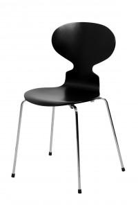 Ant Chair versione a quattro gambe. (MC Selvini)