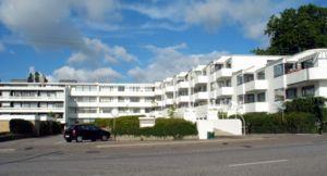 Il complesso Bellavista a Copenaghen progettato da Jacobsen negli anni Trenta.