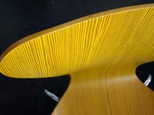 Schienale della Ant chair.