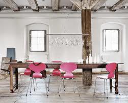 Ant Chair disegnata nel 1952 da Arne Jacobsen. (MC Selvini)