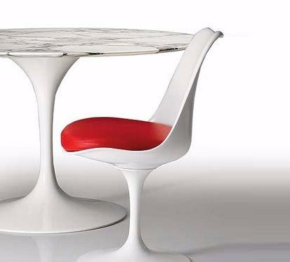 Tulip table arredativo design magazine - Sedia tulip knoll prezzo ...