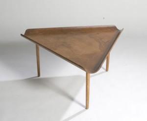 Organic Design:Tavolo di Eero Saarinen e Arnio Eames (1940).