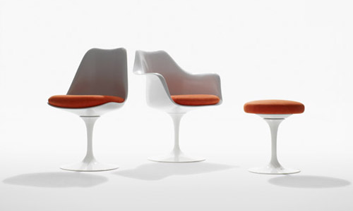 Tulip chair arredativo design magazine