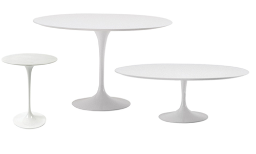 Tulip table arredativo design magazine - Tavolo saarinen knoll ...
