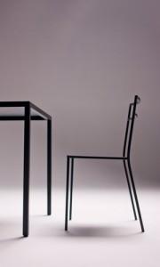 La Sedia Quadrotta in Versione Chair (Emme Italia)