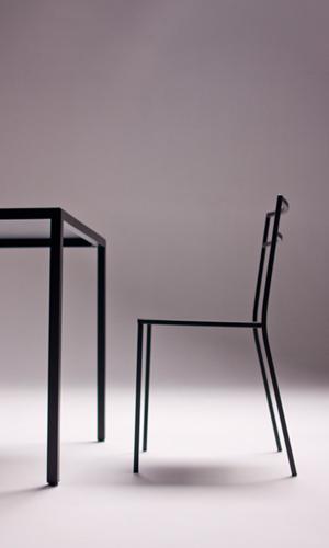 La Sedia Quadrotta in Versione Chair