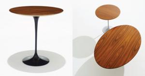 Edition 50° Anniversary: il tavolo nella versione limitata per il cinquantesimo anniversario di questa collezione (Knoll International).