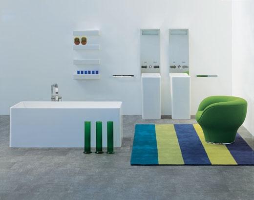 Bagno Lilla E Rosa : Monowash arredativo design magazine