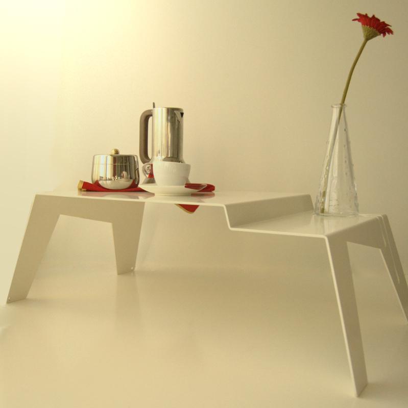 Il Tavolino versione Bianco Avorio