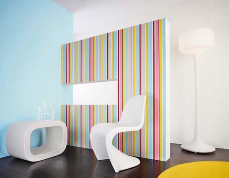 Finiture degli interni carta da parati arredativo - Papeles infantiles para paredes ...