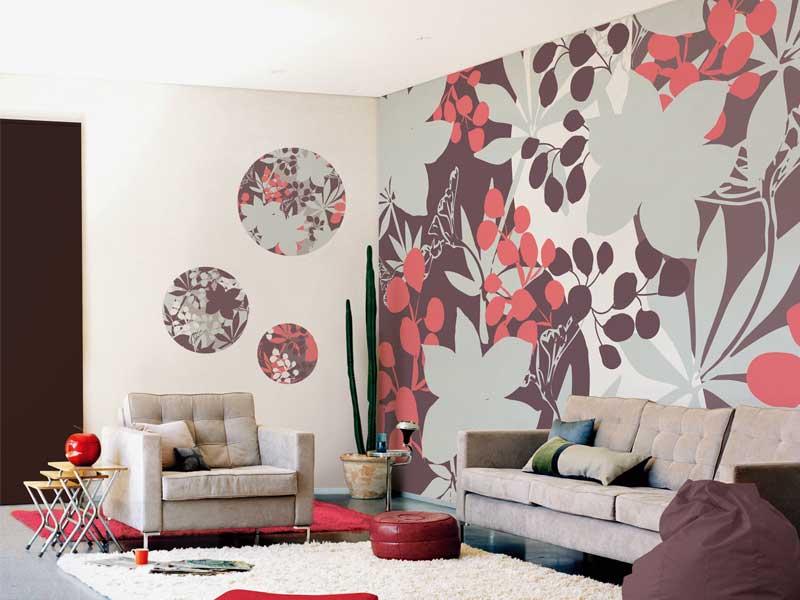 Finiture degli interni carta da parati arredativo design magazine - Ikea carte da parati ...