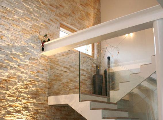 Finiture degli interni la pietra arredativo design magazine - Rivestimenti legno interni ...