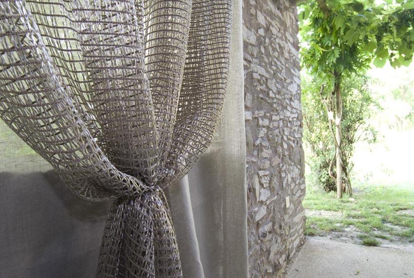 I tessuti: tendaggi - Arredativo Design Magazine