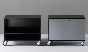 Cassettiera e Contenitore Qsystem