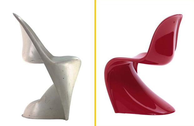 Panton chair arredativo design magazine for Sedia design panton