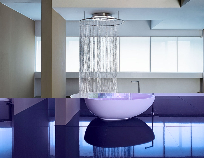 Vov arredativo design magazine - Vasche da bagno ovali ...