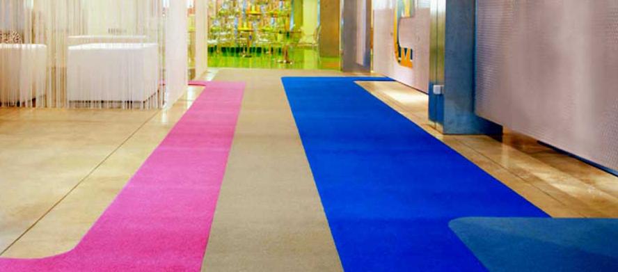 Tessuti moquettes e tappeti 2parte arredativo design - Tappeti per corridoi ...