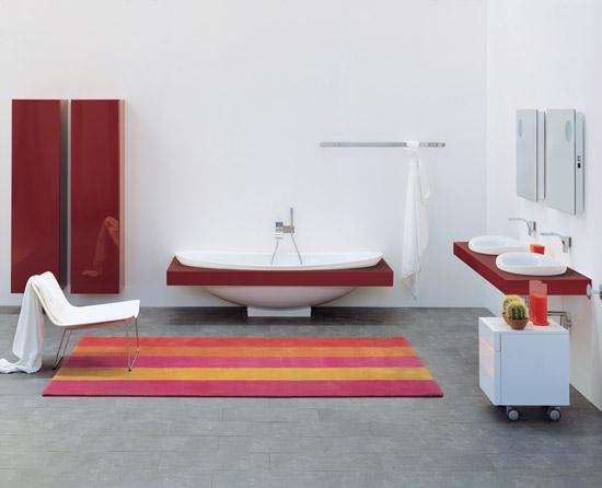 Ceramica Flaminia Serie Io.Collezione Io Arredativo Design Magazine