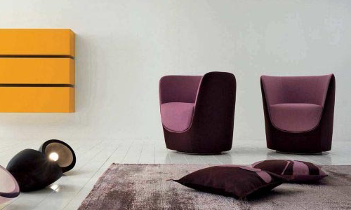 Poltrona Opla Pianca.Opla Arredativo Design Magazine