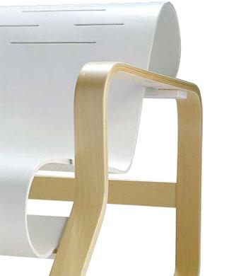 Paimio chair arredativo design magazine for Sedia particolare