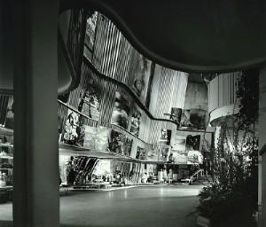 Padiglione Finlandese del 1939 progettato da Alvar Aalto.