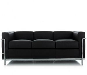 LC3 divano a 3 posti.