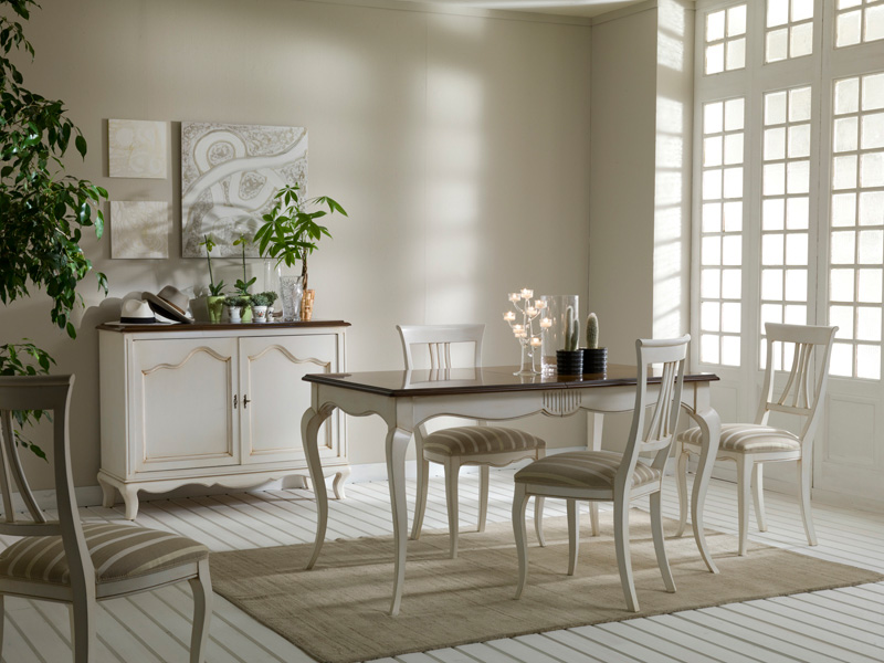 Sala da pranzo il tavolo arredativo design magazine for Tavolo con sedie moderno