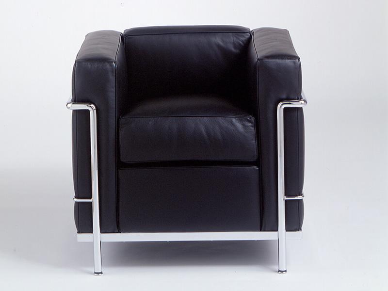 Lc2 arredativo design magazine - Le corbusier sedia ...