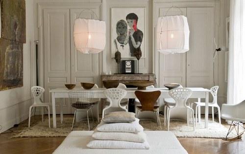 Tavolo Moderno E Sedie Antiche.Sala Da Pranzo Il Tavolo Arredativo Design Magazine