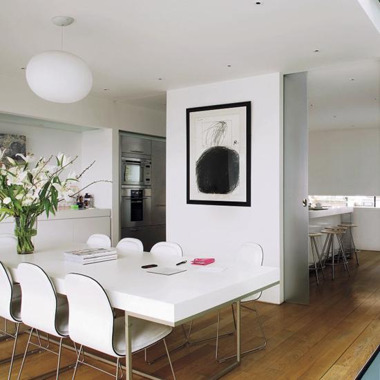 Appunti di Feng shui: sala da pranzo - Arredativo Design Magazine