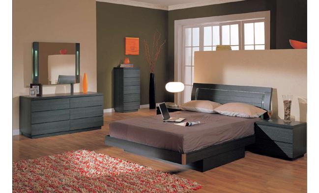 Feng shui disposizione ottimale per il letto arredativo - Posizione letto rispetto alla porta ...