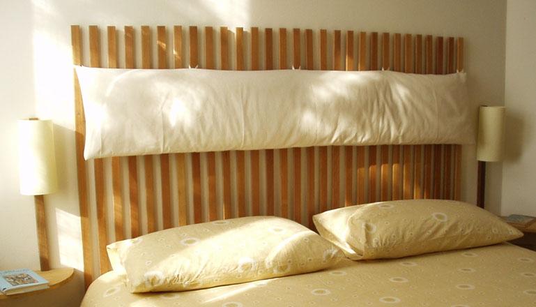 Testiere del letto fuori dal comune arredativo design - Idee testiera letto ...
