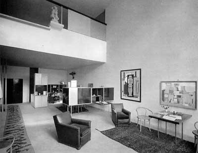 le corbusier 1 parte arredativo design magazine. Black Bedroom Furniture Sets. Home Design Ideas