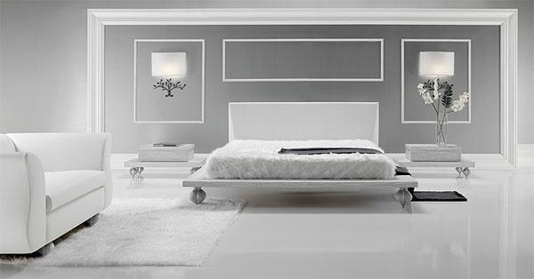 Testiere del letto fuori dal comune arredativo design - Spalliera del letto ...