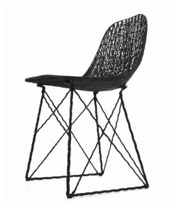 Sedia Carbon by Moooi.
