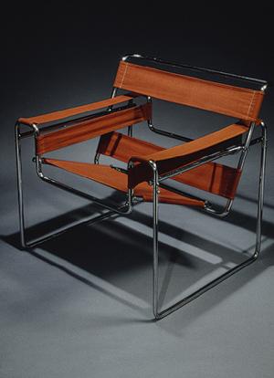 wassily chair arredativo design magazine. Black Bedroom Furniture Sets. Home Design Ideas