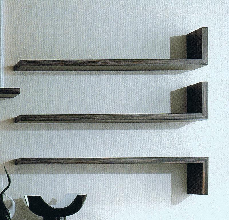 In soggiorno mobili contenitori aperti arredativo design magazine - Mensole da parete design ...