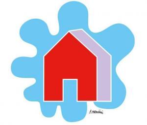 Il Logo del Macef ideato da Alessandro Mendini