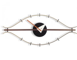 Eye Clock orologio a parete (1947)