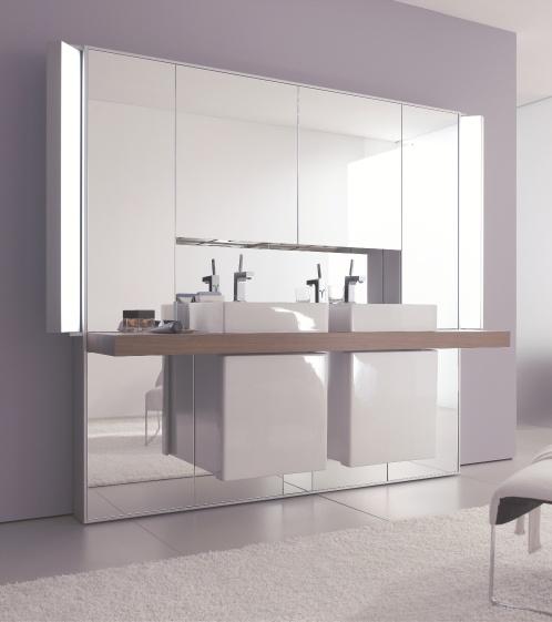 Lo specchio come arredo arredativo design magazine - Cornici specchio bagno ...