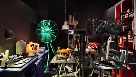 L'allestimento di Maarten Baas per il Museo di Arti Decorative di Parigi