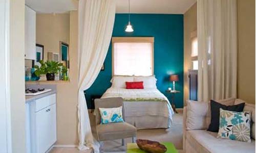 Spazi ridotti la camera da letto arredativo design magazine - Stanza da letto piccola ...
