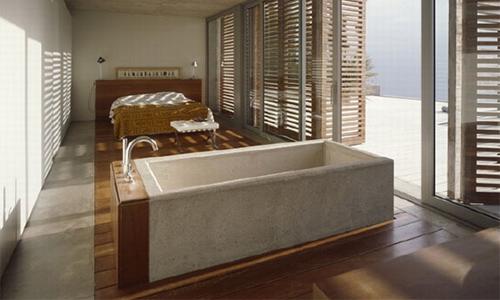 Bagno Aperto In Camera : Soluzioni il bagno in camera arredativo design magazine